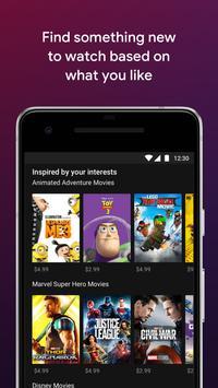 6 Schermata Google Play Film