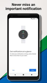 Wear OS by Google screenshot 1