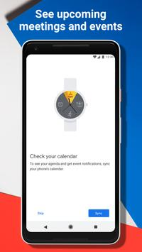 Wear OS by Google screenshot 2