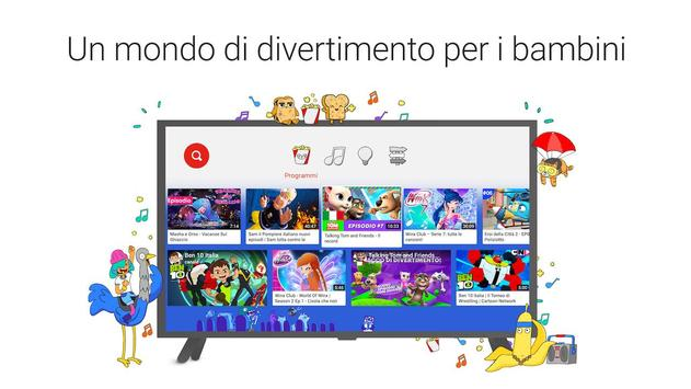 Poster YouTube Kids
