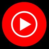 YouTube Music icône