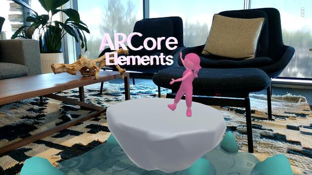 ARCore Elements Poster