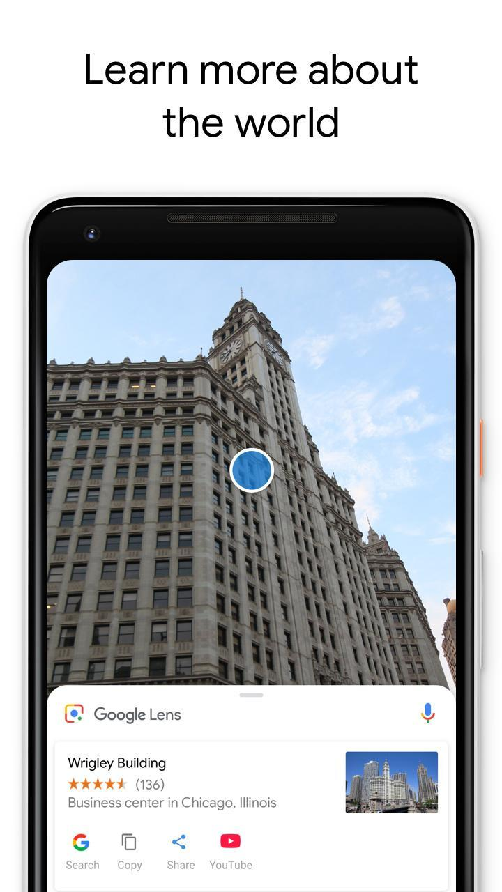 Google Lens for Android - APK Download