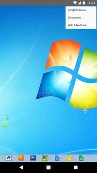 Chrome Remote Desktop screenshot 3