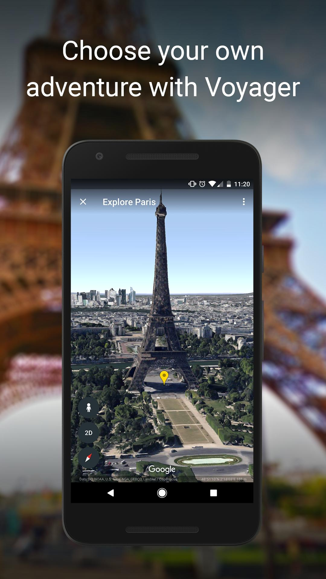 google earth apk