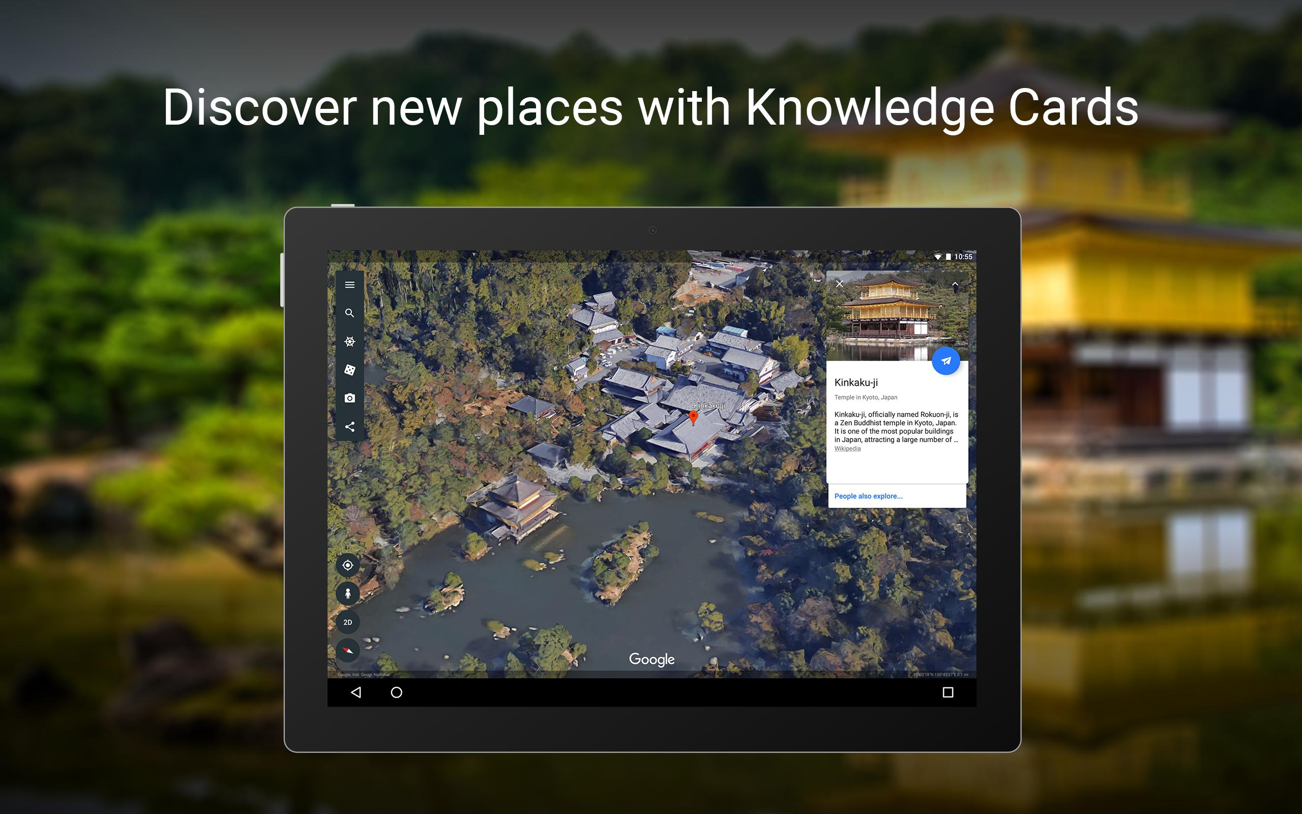 Google Earth for Android - APK Download