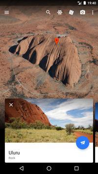 GoogleEarth capture d'écran 3