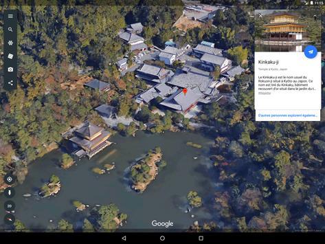 GoogleEarth capture d'écran 5