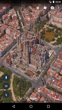 2 Schermata Google Earth