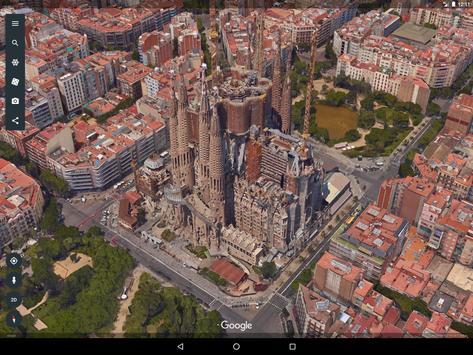 7 Schermata Google Earth