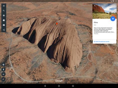 9 Schermata Google Earth