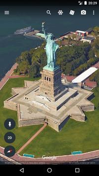 Google Earth スクリーンショット 3
