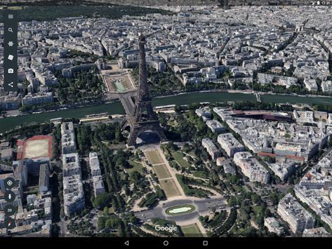 Google Earth スクリーンショット 5