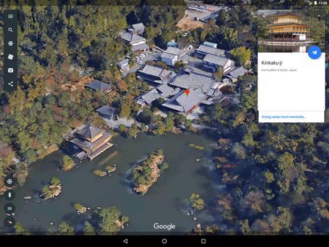 Google Earth syot layar 6