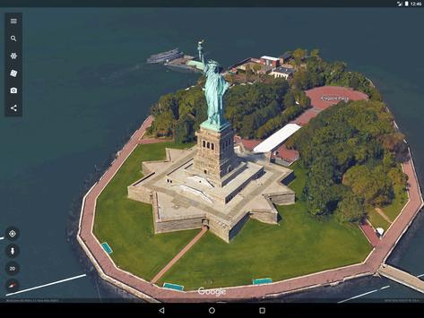 Google Earth syot layar 8