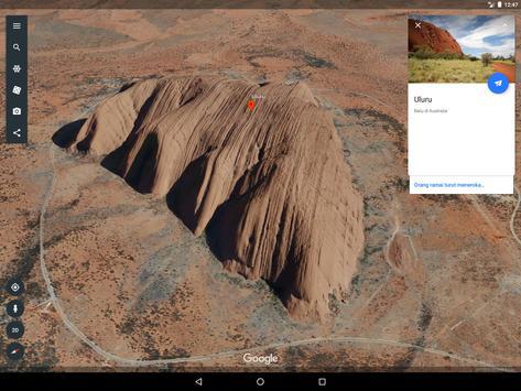 Google Earth syot layar 9