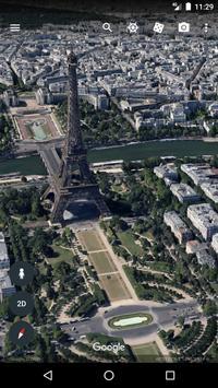 Google Earth gönderen