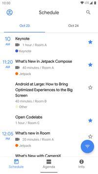 Android Dev Summit 포스터