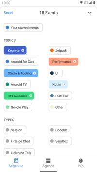 Android Dev Summit 스크린샷 2