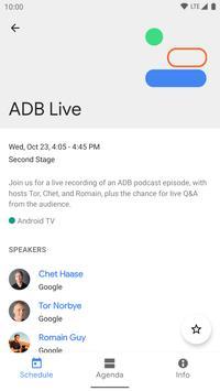 Android Dev Summit 스크린샷 3