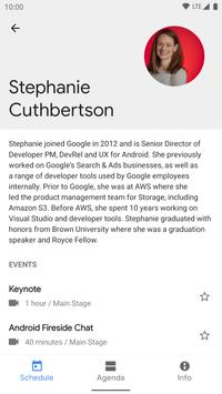 Android Dev Summit 스크린샷 4