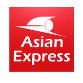 Asian Express — заказ такси в Душанбе 图标