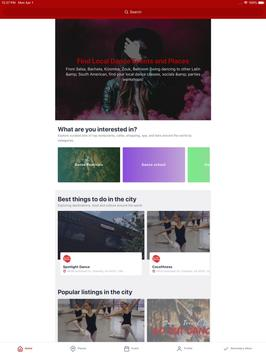 Go Out Dancing - Local Dance Socials and Festivals screenshot 6