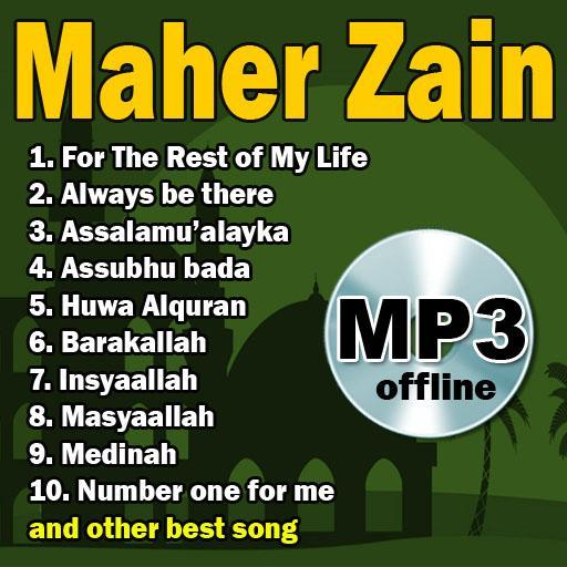 ISLAMIC MAHER ZAIN offline sholawat song for Android - APK