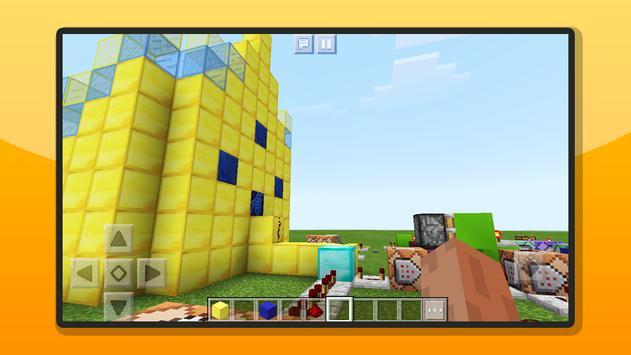 Happy Pac-man map for Craft screenshot 15