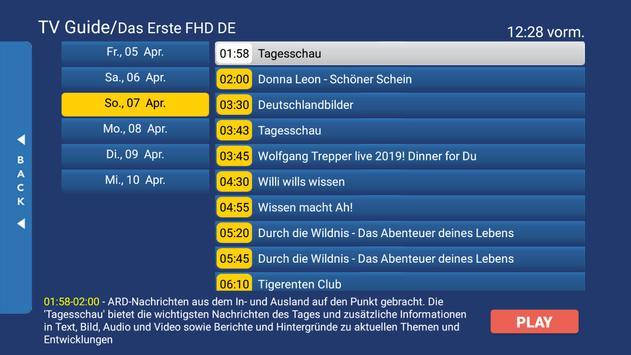 EnergyIPTV Pro 2 screenshot 1