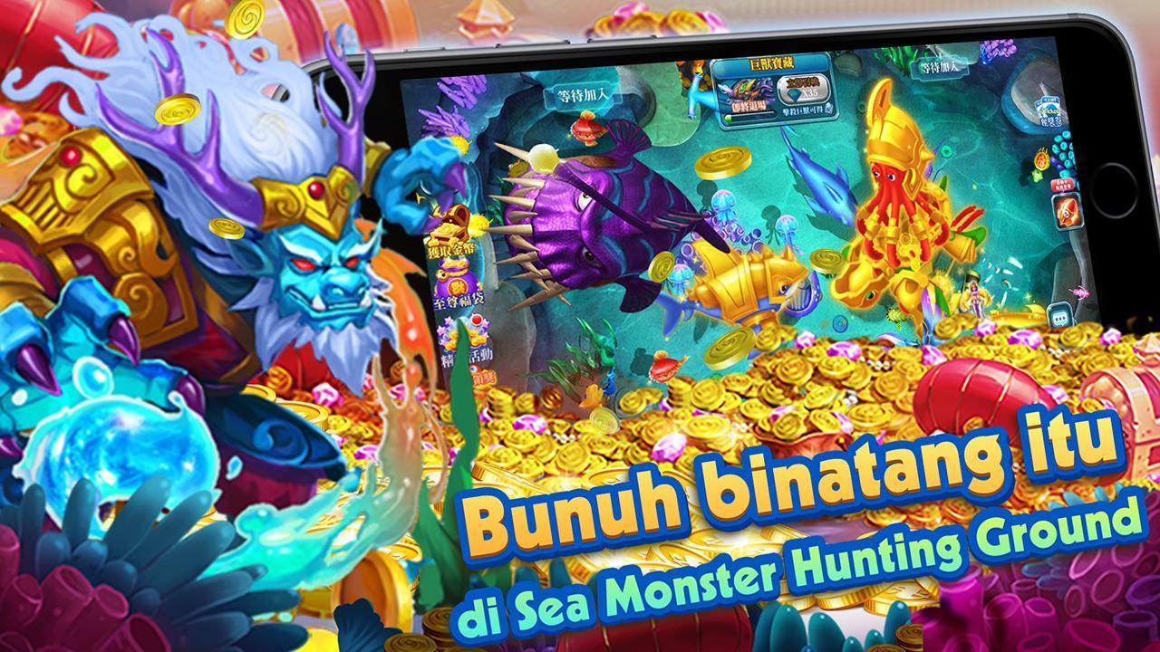 Fishing Casino Tembak Ikan Ocean King For Android Apk Download