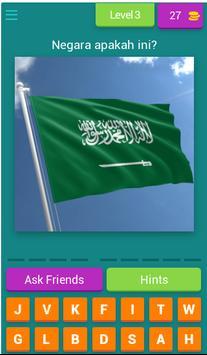 Teka Nama Bendera Negara screenshot 3