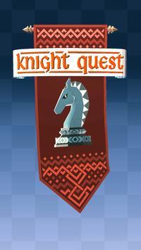 Рыцарь Квест постер