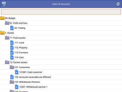 Business Accounting screenshot 4