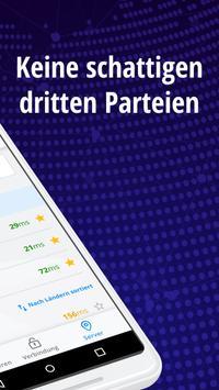 VPN: VyprVPN privat & sicher Screenshot 3