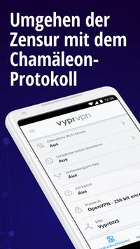 VPN: VyprVPN privat & sicher Screenshot 6