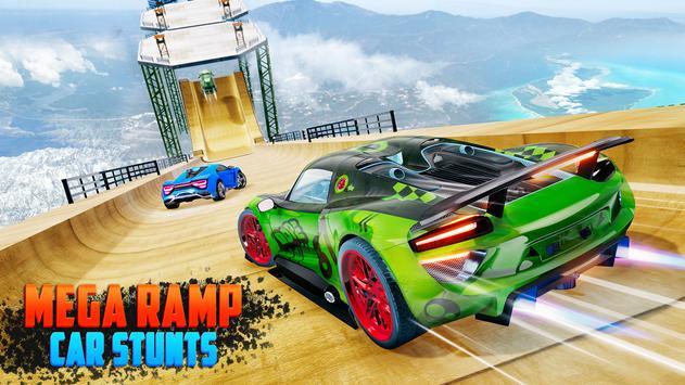 Crazy Car Stunts: Car Games स्क्रीनशॉट 14