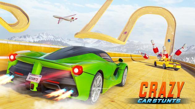 Crazy Car Stunts: Car Games स्क्रीनशॉट 5