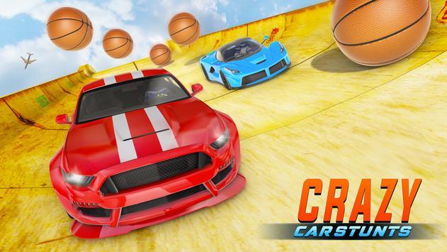 Crazy Car Stunts: Car Games स्क्रीनशॉट 6