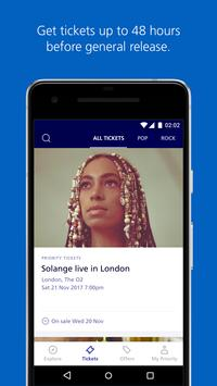 O2 Priority screenshot 1