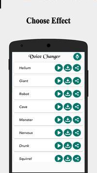Voice changer screenshot 4