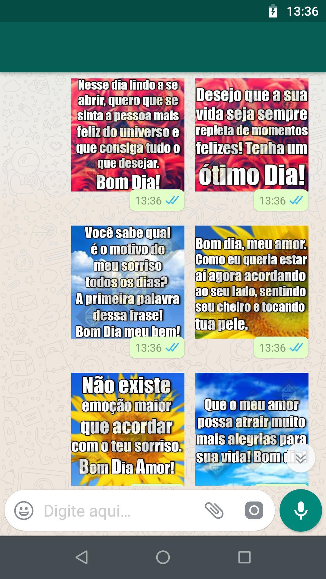 Wastickers Figurinhas De Bom Dia For Android Apk Download