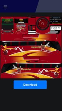 Livery Sugeng Rahayu XHD screenshot 2