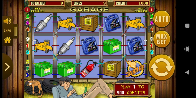 Сборник игровых автоматов