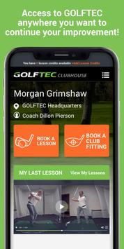 GOLFTEC poster