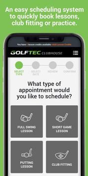 GOLFTEC screenshot 4