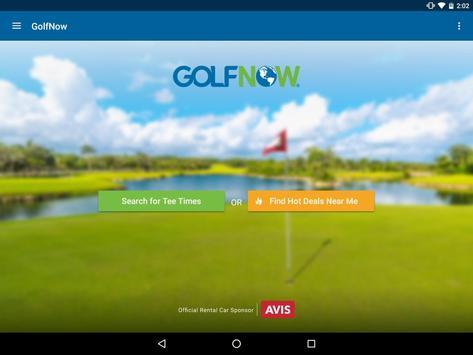 GolfNow: Tee Time Deals at Golf Courses, Golf GPS screenshot 5