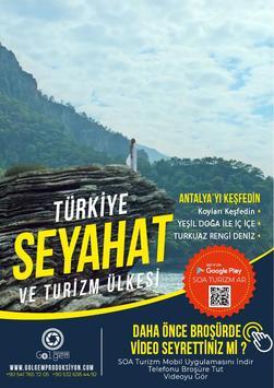 SOA Turizm AR poster