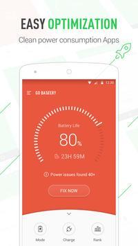 GO Battery Pro poster