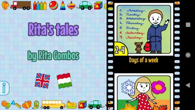 Rita's tales Plakat